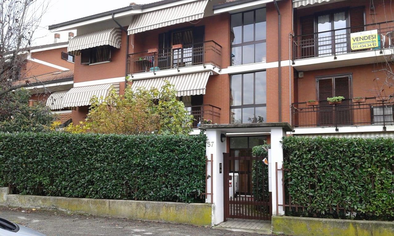 rif. 208 – Rivalta – V.le Cadore – Quadrilocale con giardino privato