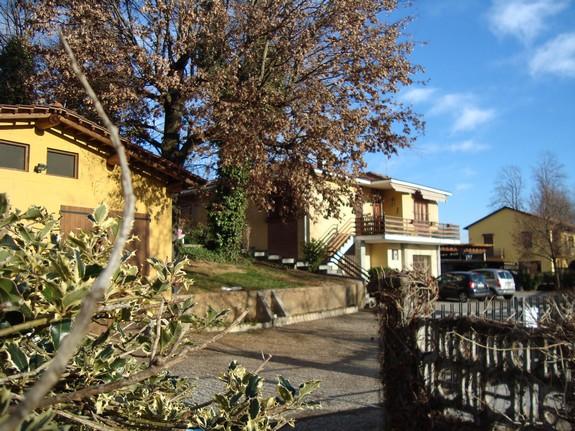 rif. 624 Venaria Reale – villa bifamiliare in zona pre parco