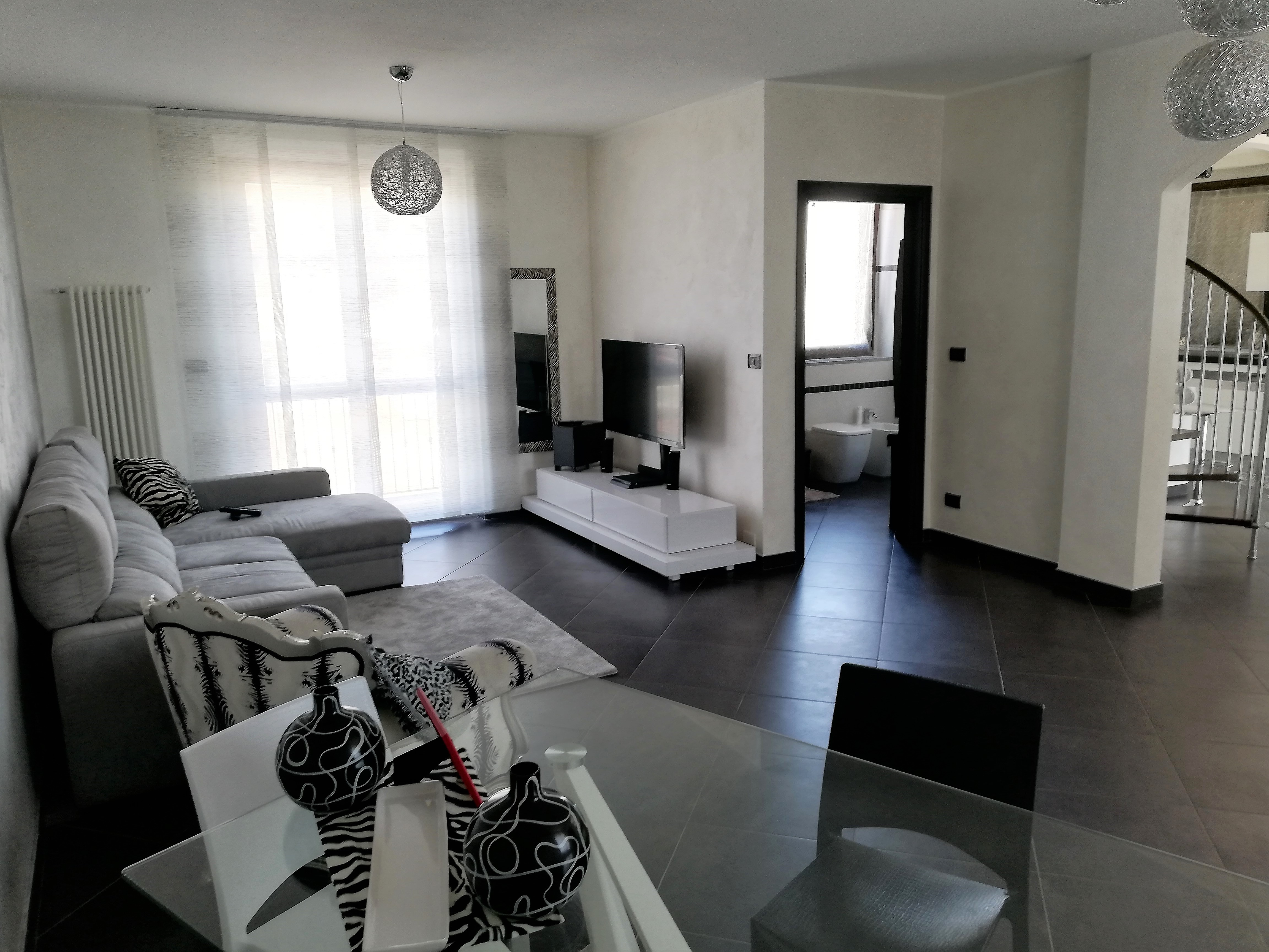 rif. 775 Robassomero – in villa quadrifamiliare