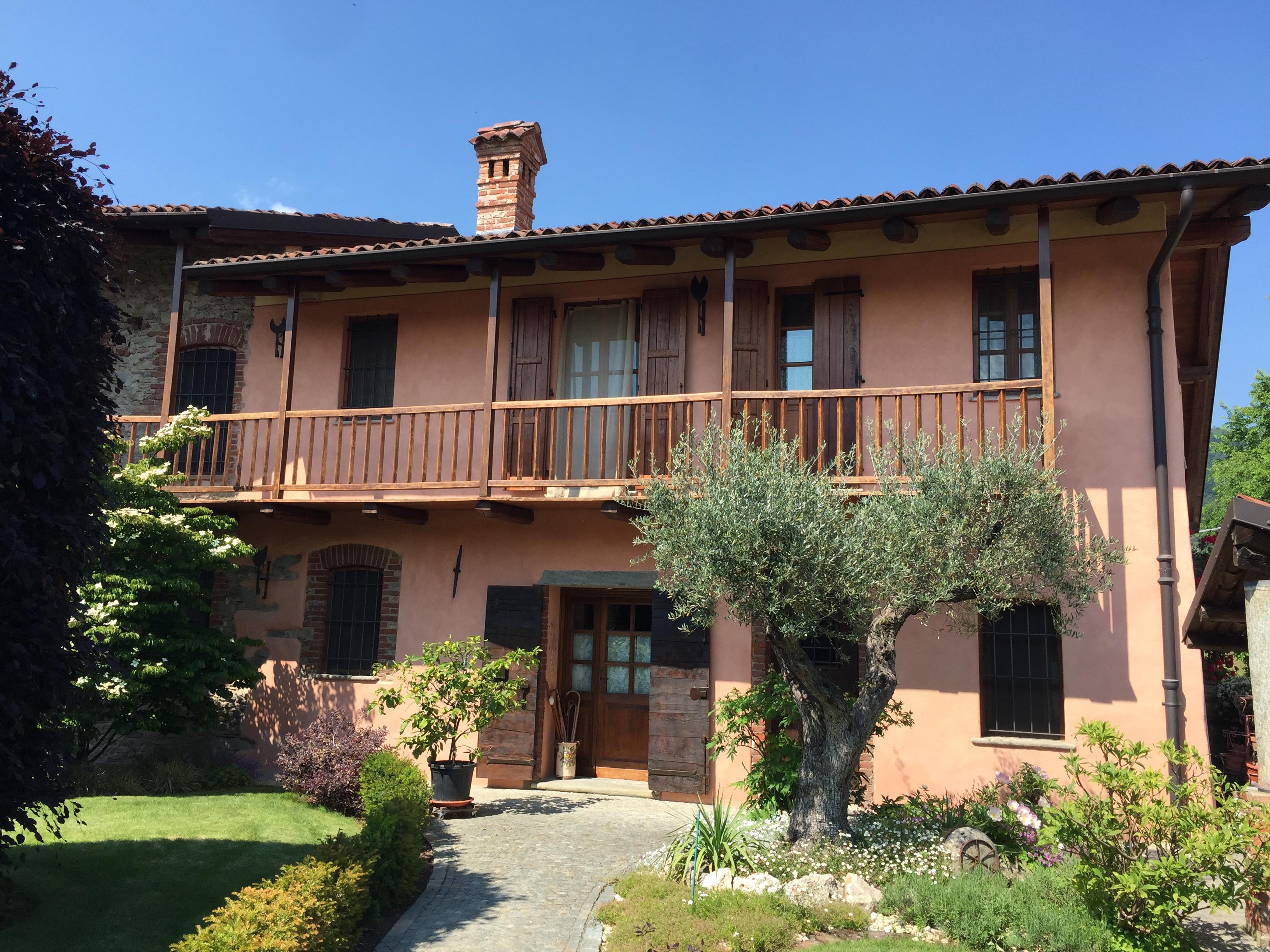 Rif. 791 – Villar San costanzo – Casale del 1836 ottimamente ristrutturato