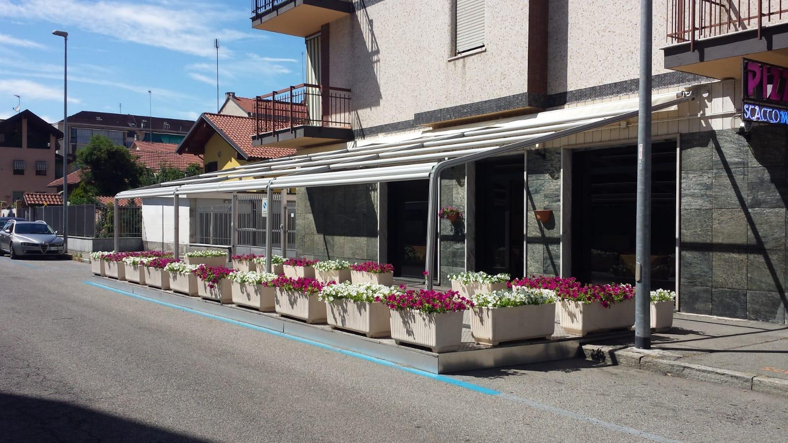 rif. 796 – Venaria, cedesi attività pizzeria/ristorante
