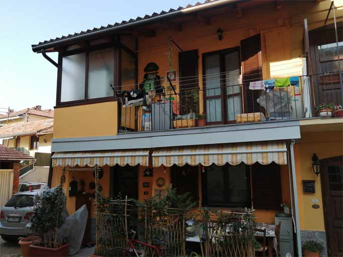 Rif. 858 – Venaria – Casa semindipendente